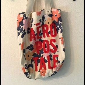 Aeropostale Canvas Bag